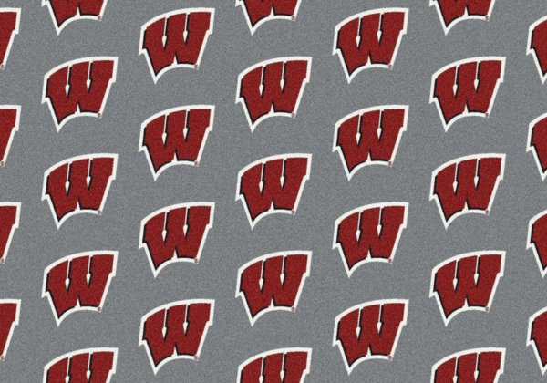 Wisconsin Badgers Area Rug