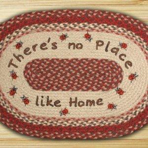 Earth Rugs No Place Like Home