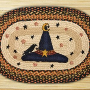 Earth Rugs Witch Hat