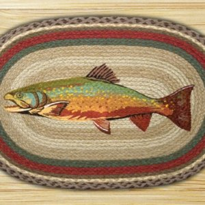 Earth Rugs Trout