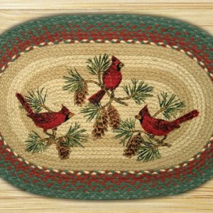 Earth Rugs Cardinals
