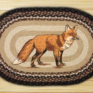 Earth Rugs Fox
