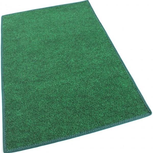 Green Indoor Outdoor Olefin Carpet Area Rug