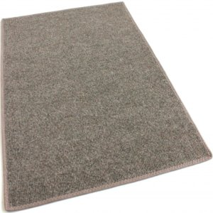 Brown Indoor-Outdoor Olefin Carpet Area Rug