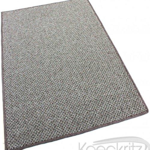 Buena Vista Taupestone Graphic Loop Indoor-Outdoor Area Rug Carpet