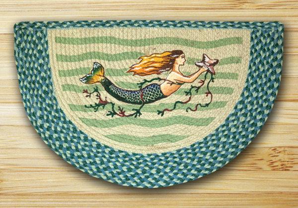 Earth Rugs Mermaid