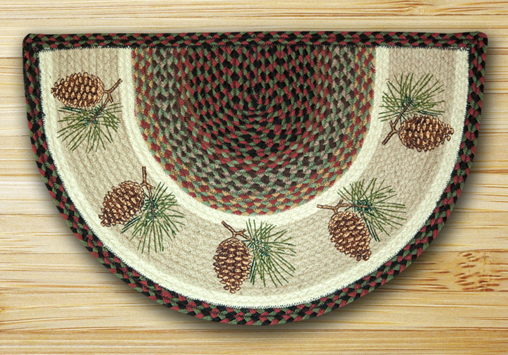 Pinecone Rugs Home Decor