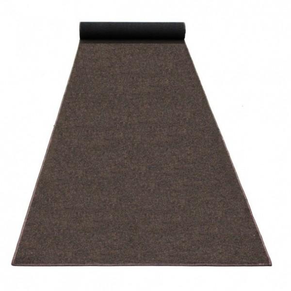Chocolate Brown Indoor Outdoor Durable Soft Area Rug Carpet