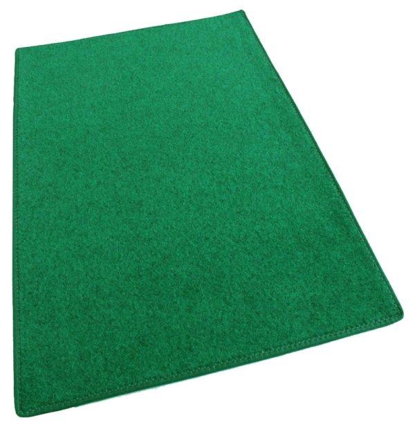Green Indoor-Outdoor Durable Soft Area Rug Carpet