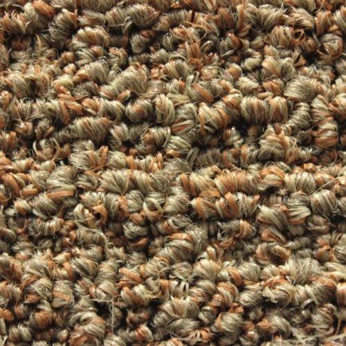 Casual Boucle Clay Pot Level Loop Indoor-Outdoor Area Rug Carpet