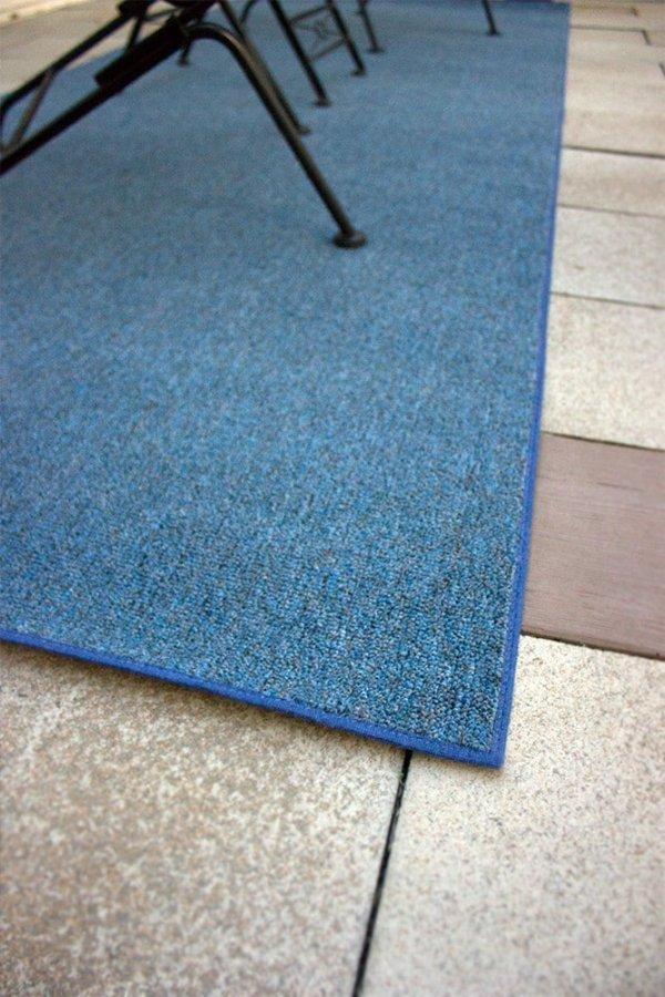 Cobalt Indoor-Outdoor Area Rug Carpet