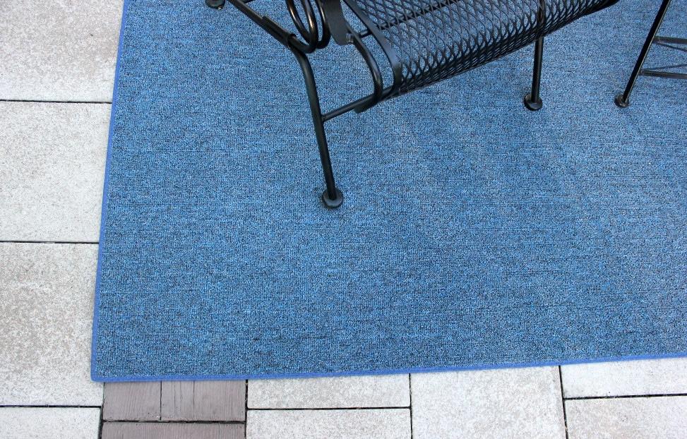 Cobalt Indoor Outdoor Area Rug Cobalt Carpet Level Loop