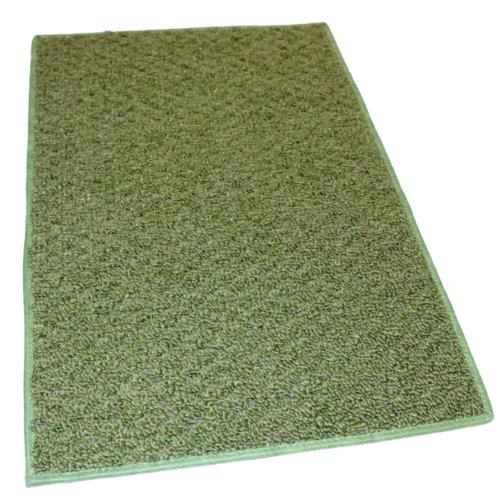 Gardenscape Holly Leaf Level Loop Indoor-Outdoor Area Rug Carpet Rug