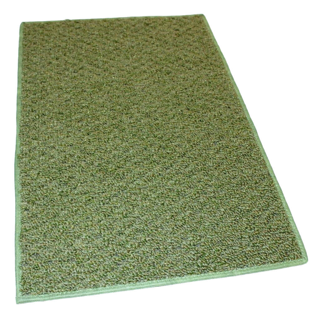 Gardenscape Holly Leaf Level Loop Indoor-Outdoor Area Rug Carpet Rug