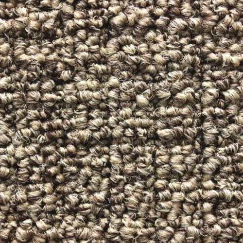 Casual Boucle Natural Twine Level Loop Indoor-Outdoor Area Rug Carpet