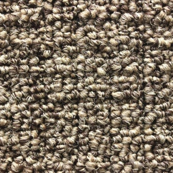 casual boucle natural twine level loop area rug carpet