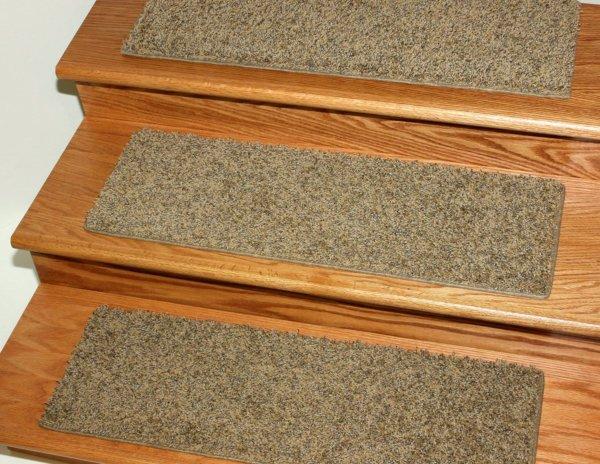 Retro Gold Frieze Stair Treads
