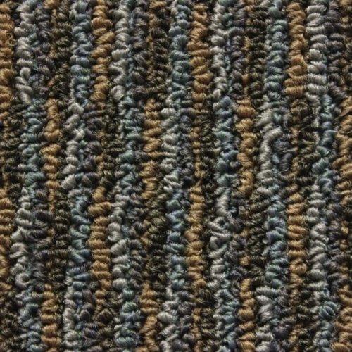 Pattern Play Tapestry Blue Level Loop Indoor-Outdoor Area Rug Carpet
