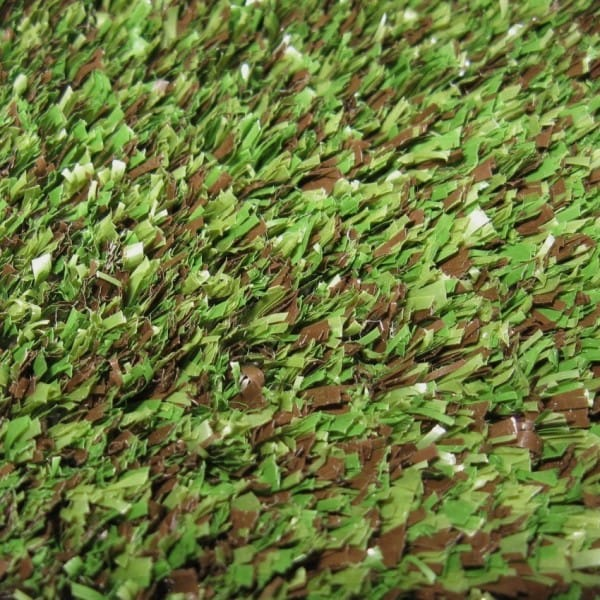 trail mix premium artificial grass turf 38u201d thick 20 oz trail mix indoor outdoor turf area rug with action back backing