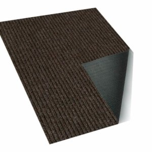 Inspiration Indoor-Outdoor Olefin Carpet Area Rug Brown