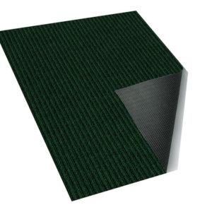 Inspiration Indoor-Outdoor Olefin Carpet Area Rug Green