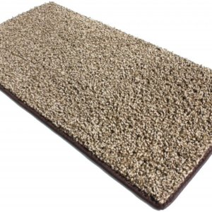 Chocolate Chip Indoor Frieze Area Rug