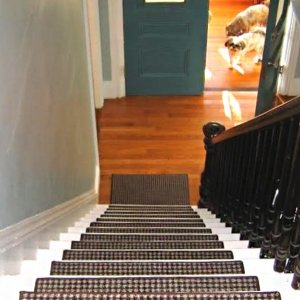 Tahoe II DOG ASSIST Carpet Stair Treads