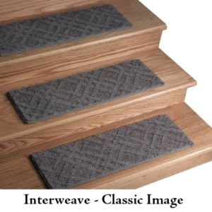 CLASSIC IMAGE Interweave II DOG ASSIST Carpet Stair Treads