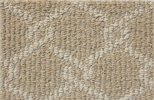 Parterre Indoor Berber Link Pattern Area Rug Collection Cordes