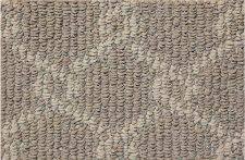 Parterre Indoor Berber Link Pattern Area Rug Collection Chantilly