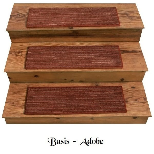 BASIS Adobe DOG ASSIST Carpet Stair Treads