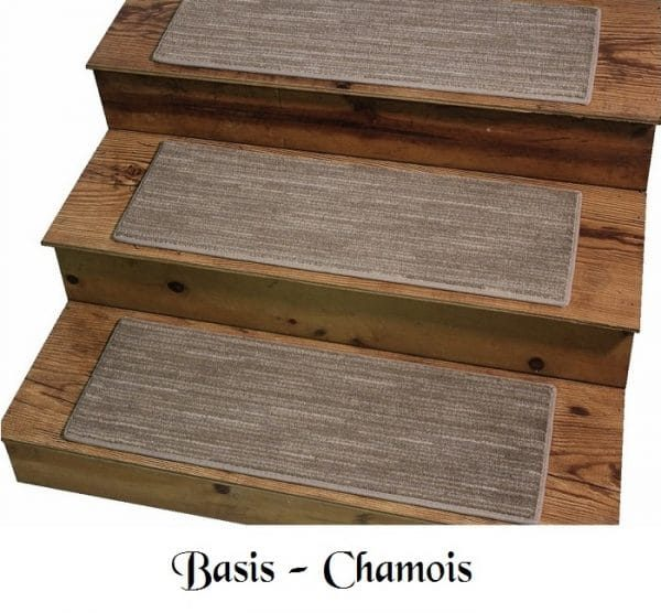 BASIS Chamois DOG ASSIST Carpet Stair Treads