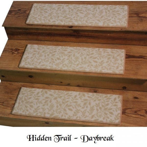 hidden trail daybreak dog assist carpet stair treads