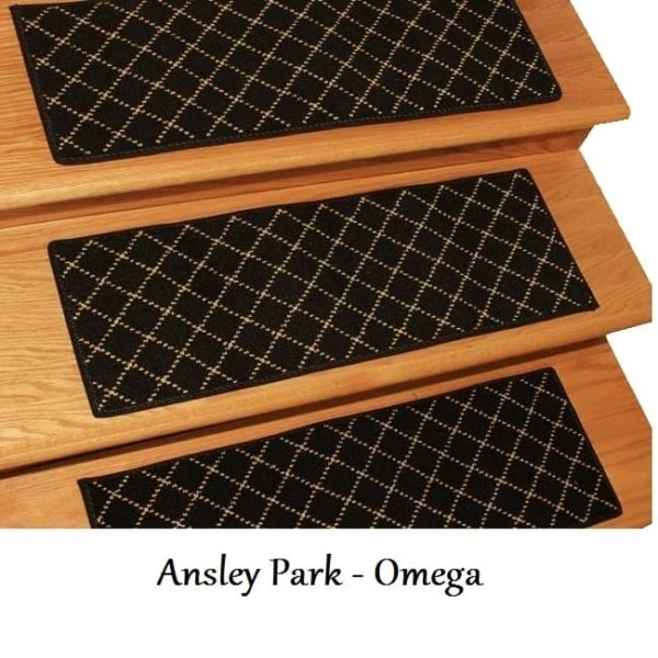 ANSLEY PARK Omega DOG ASSIST Carpet Stair Treads