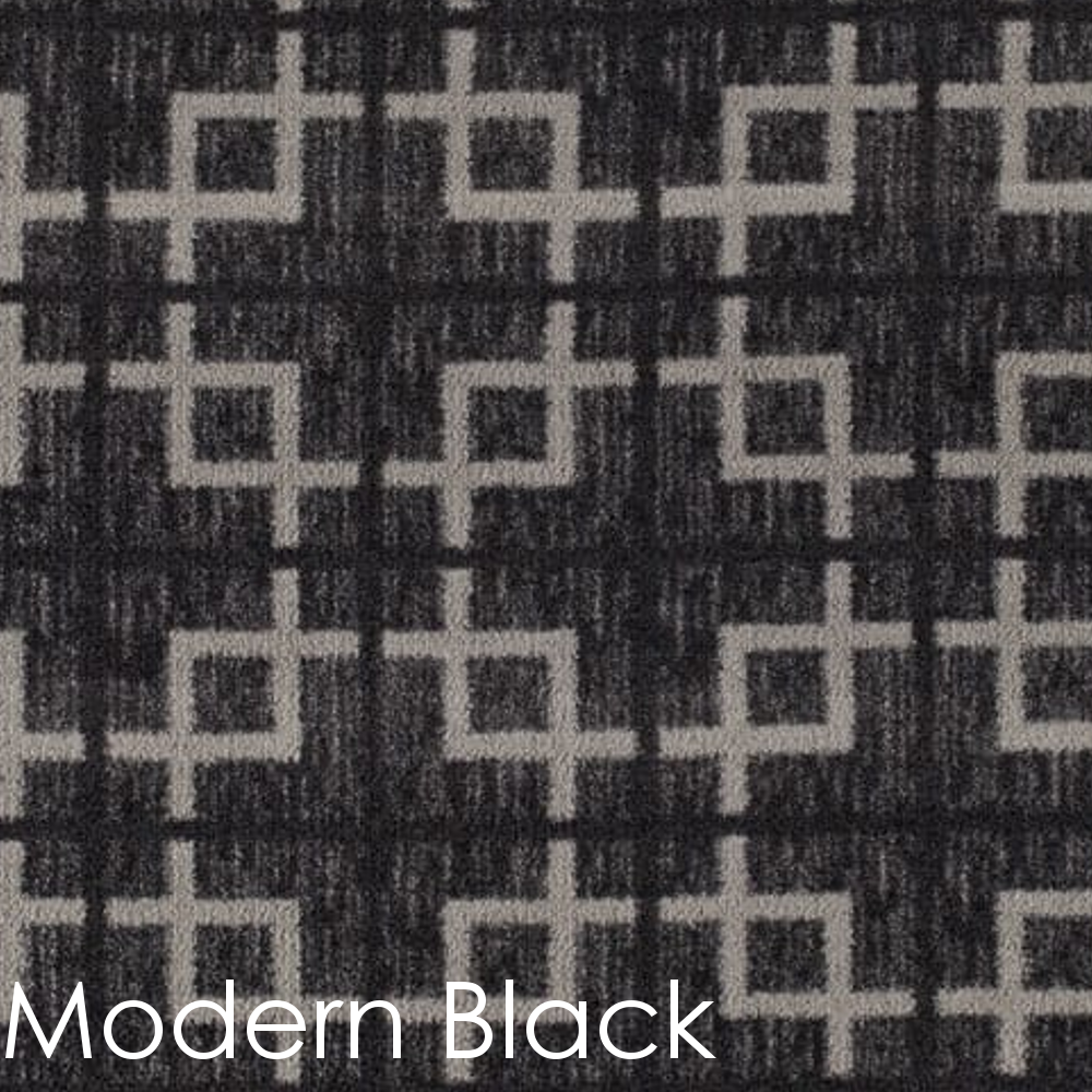 Milliken Network Indoor Square Pattern