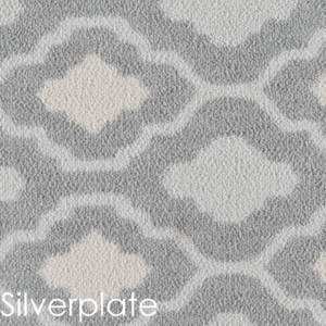 silverplate color rug