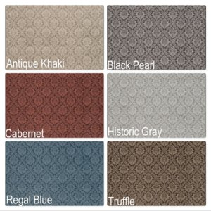Milliken Chateau Classic Pattern Area Rug Collection