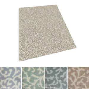 Milliken Coral Springs Pattern Indoor Area Rug Collection