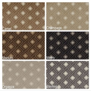 Milliken Diamante Indoor Pattern Area Rug Collection