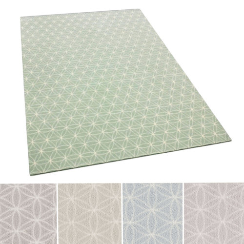 Milliken Eyelet Repeat Pattern Indoor Area Rug Collection