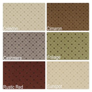 Milliken Key Pointe Indoor Pin Dot Pattern Area Rug Collection