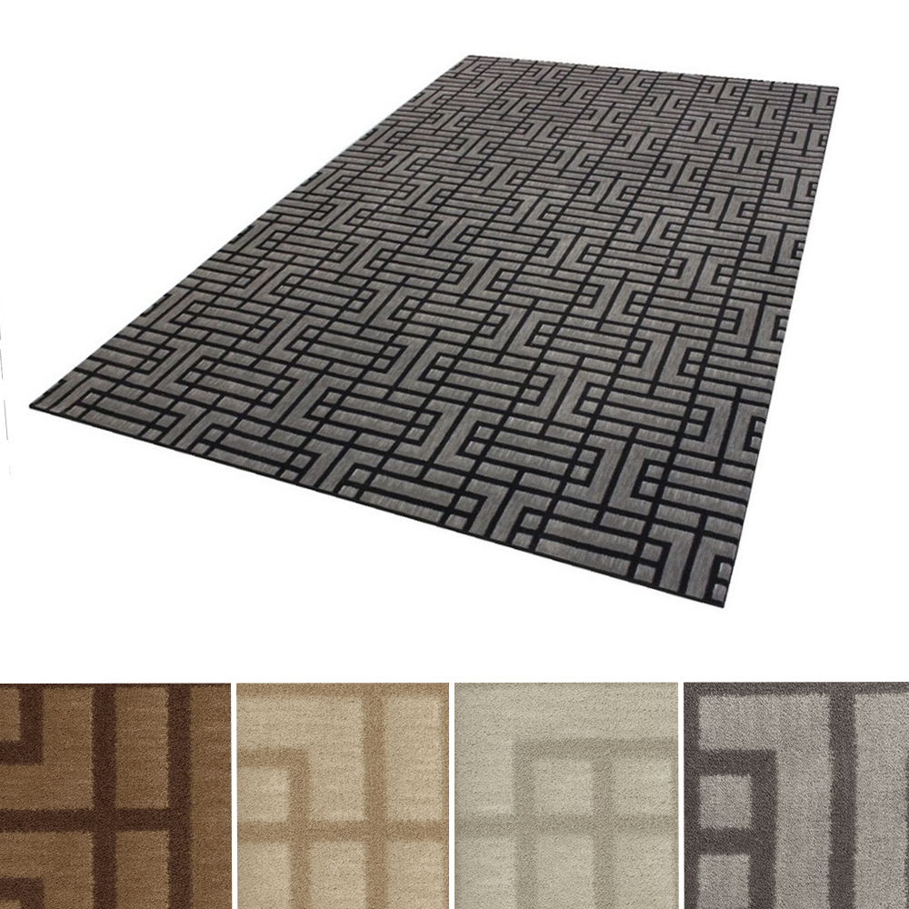 Milliken Linkage Indoor Pattern Area Rug Collection