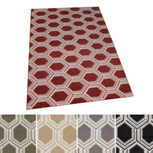 Milliken Modern Flair Indoor Pattern Area Rug Collection