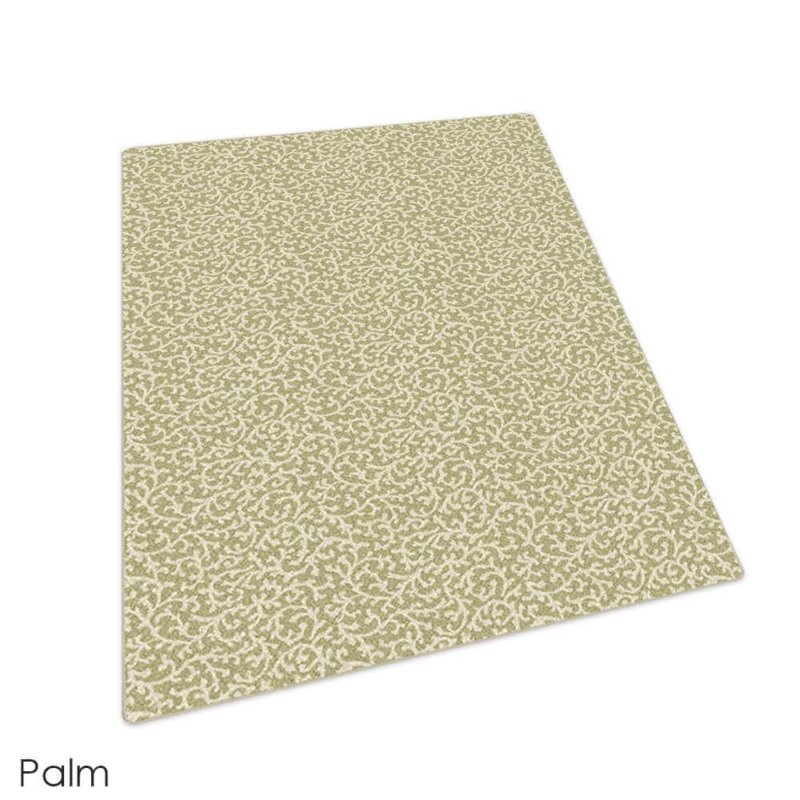 Milliken Coral Springs Pattern Indoor Area Rug Collection Palm