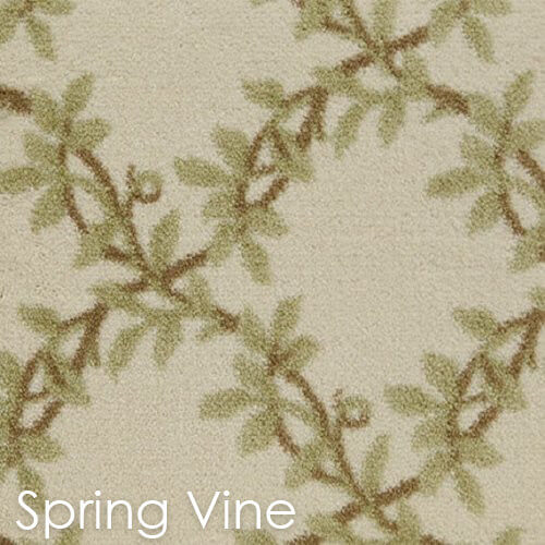 Milliken Organic Indoor Leaf Pattern Area Rug Collection Spring Vine