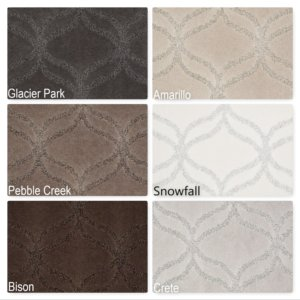 Appreciation Indoor Repeat Pattern Area Rug Collection