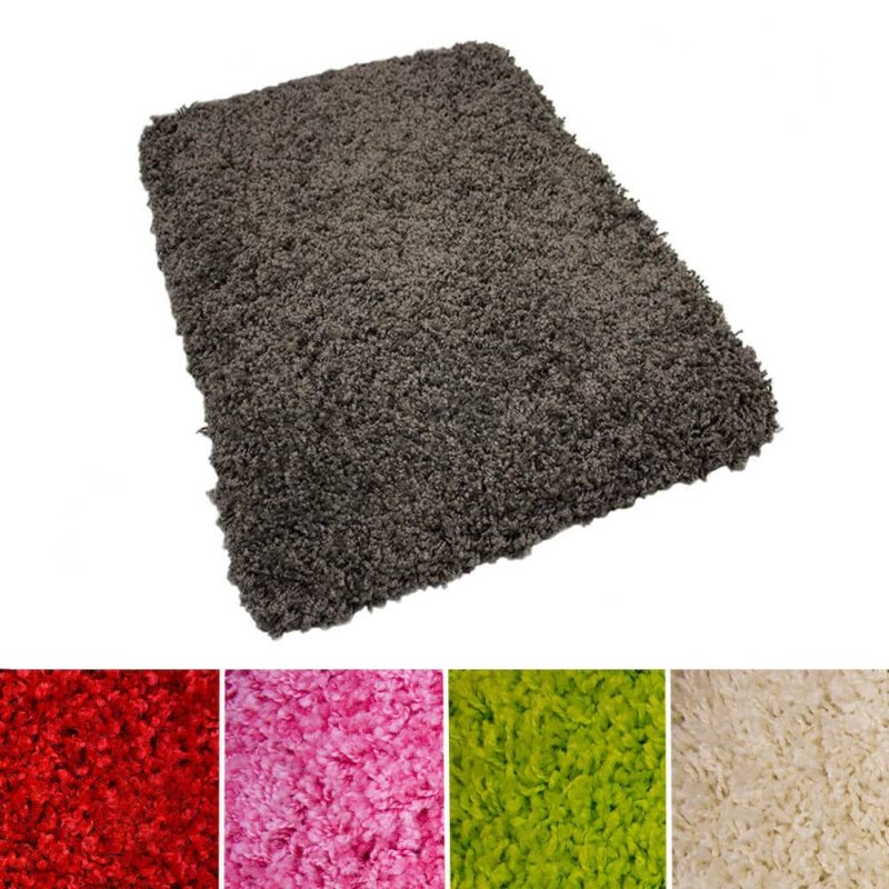 Kane Carpet Candy Shag Ultra Soft Indoor Area Rug Collection