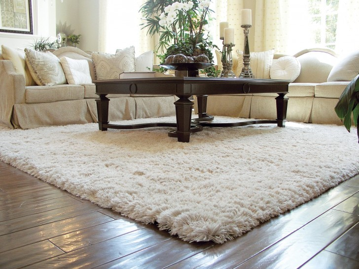 Tuftex Celeb Rugs | Thick Shag Area Rug | Thick Area Rug | Thick