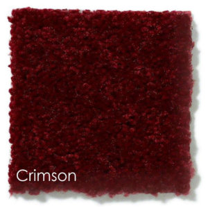 Dyersburg Cut Pile Indoor Area Rug Collection Crimson