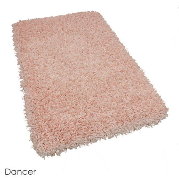 Tuftex Showbiz 1/2 Thick Shag Indoor Area Rug Collection Dancer